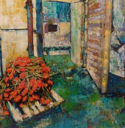 Peintures Isabelle Courtiau